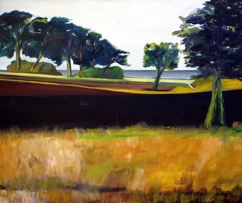 Öl auf Leinwand 100 x 120 cm 2012